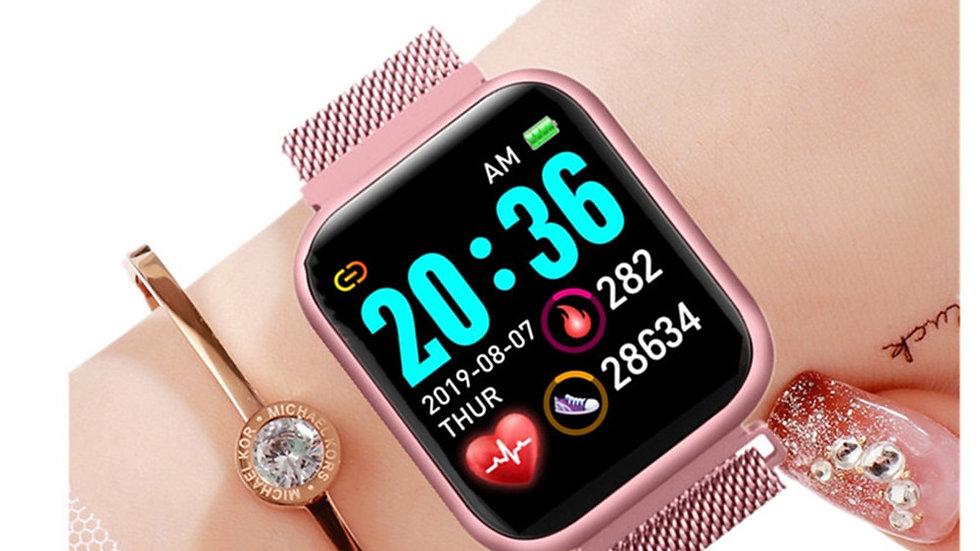 Arvin Smart Watch 2020 Heart Rate Fitness Tracker Sport Smartwatch Men Women