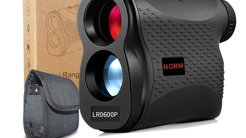 NORM Laser Rangefinder 600M 900M 1200M 1500M for Sports, Surveying