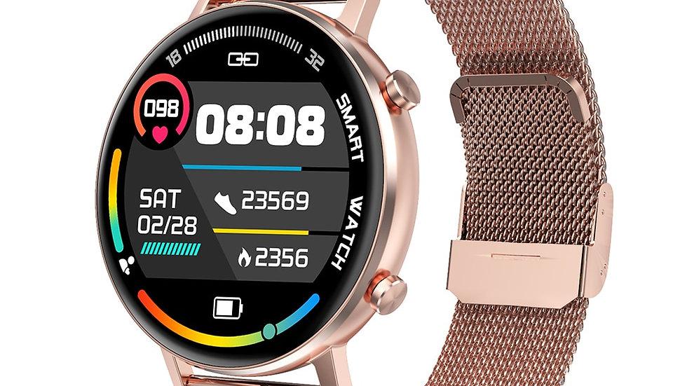 Smart Watch Women Men Smartwatch 360*360 Resolution Multi-Sports