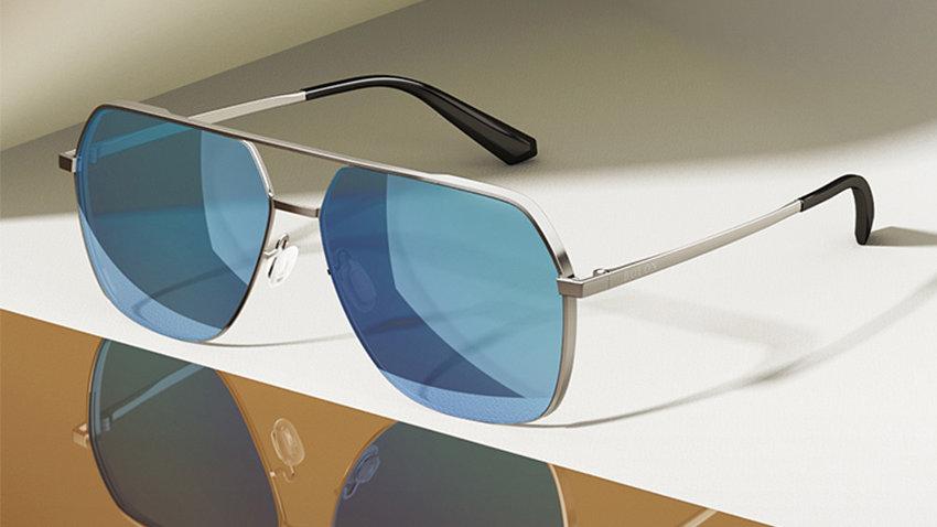 BOLON Polarized Dark Sunglasses Men Navigator Style BL7021