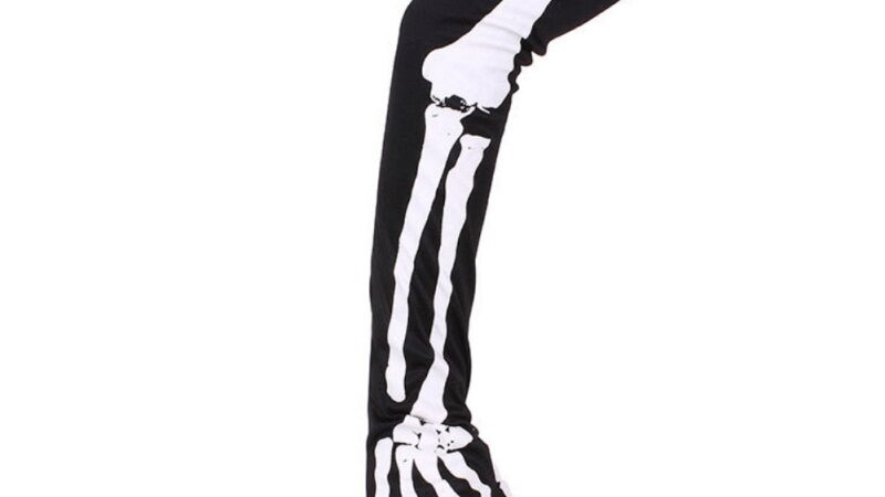Halloween Gloves Horrible Skull Skeleton Claw Cosplay Masquerade Accessories