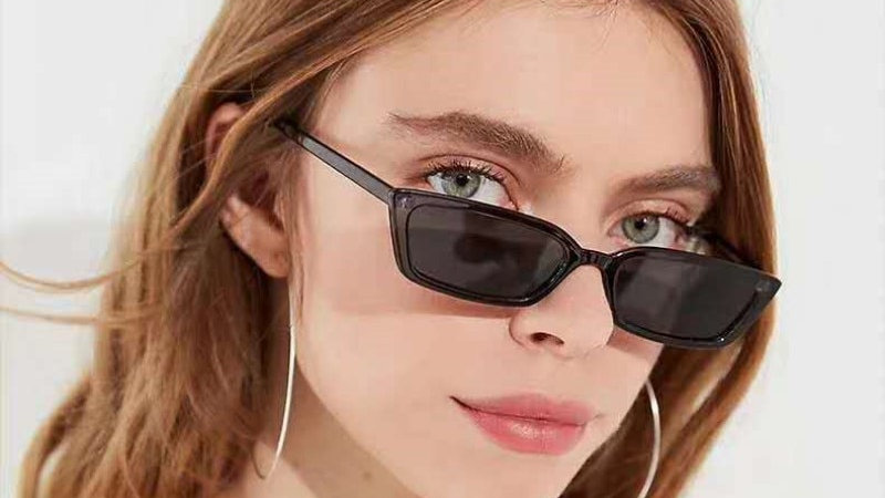 Small Sunglasses Women Cat Eye
