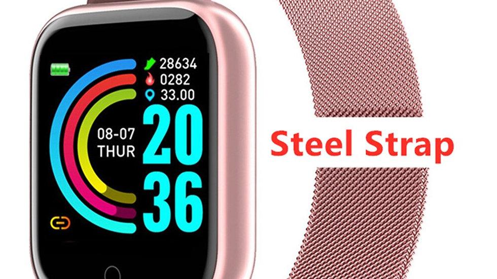2020 Smart Watch Men Heart Rate Blood Pressure Sleep Monitoring Waterproof Sport