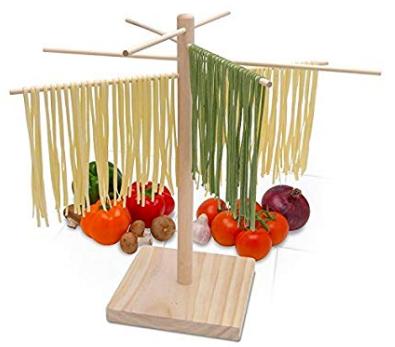 Bamboo Pasta Drying Rack