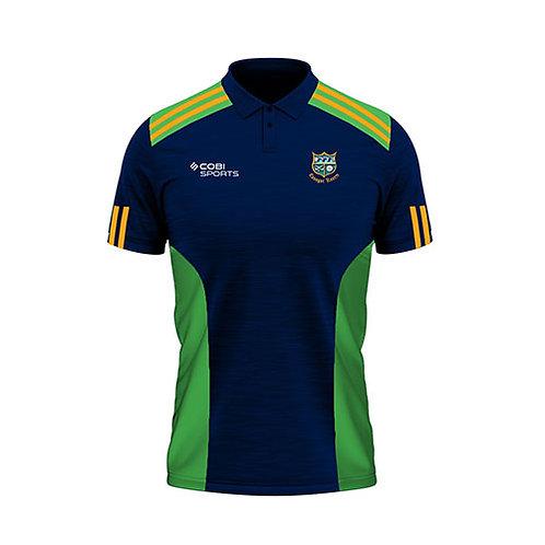 Camogue Rovers Polo T-Shirt