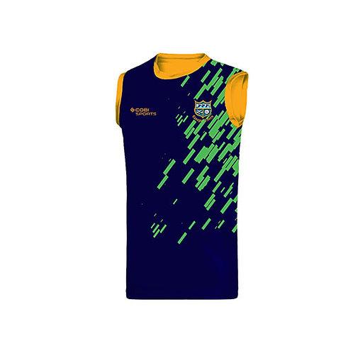 Camogue Rovers sleeveless training top