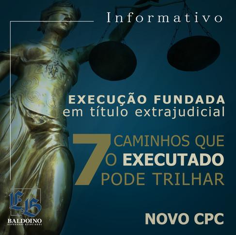 7 CAMINHOS QUE O EXECUTADO PODE TRILHAR