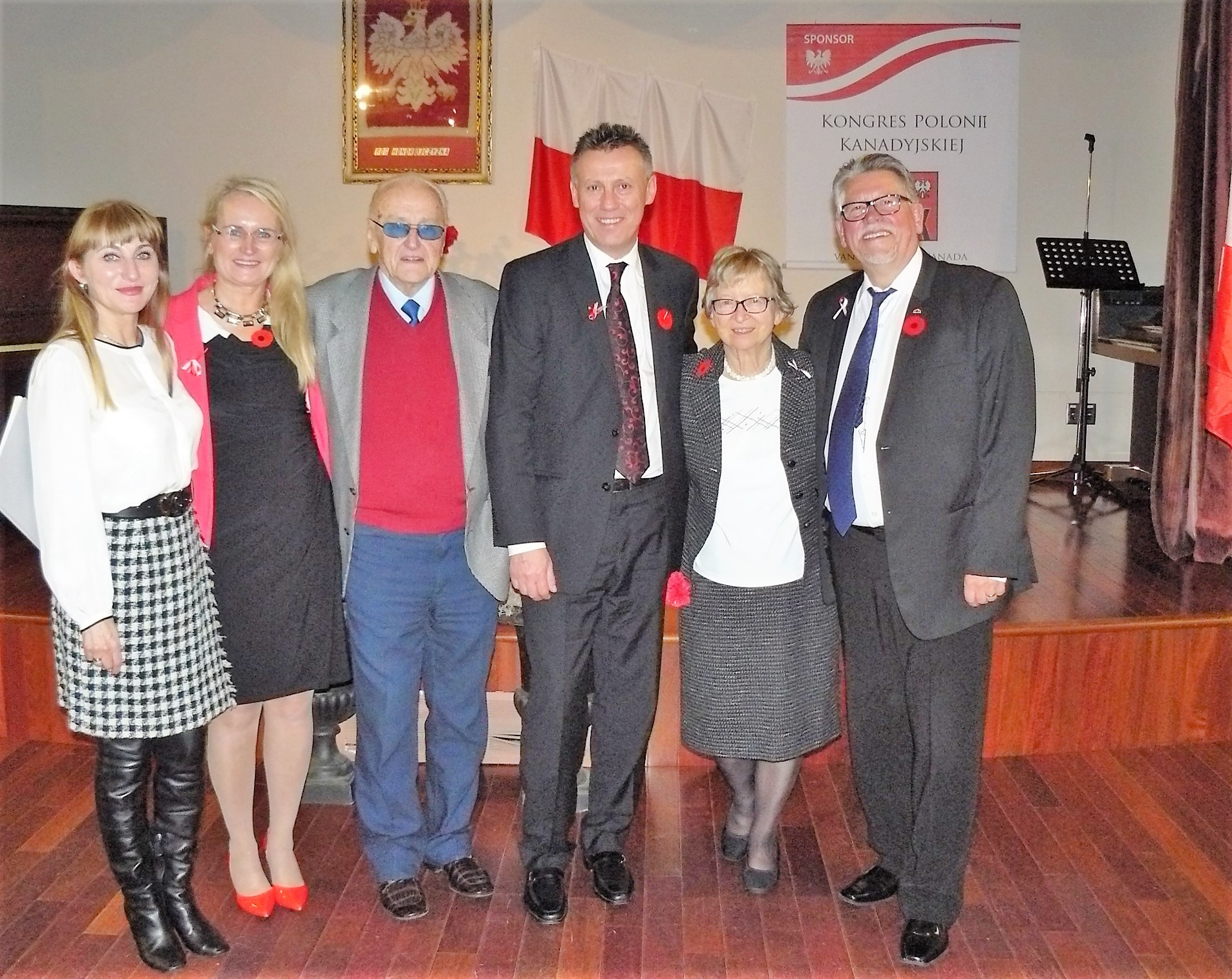 Active members of Polish Community