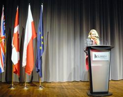 I. Swiatczak, President of CPC BC