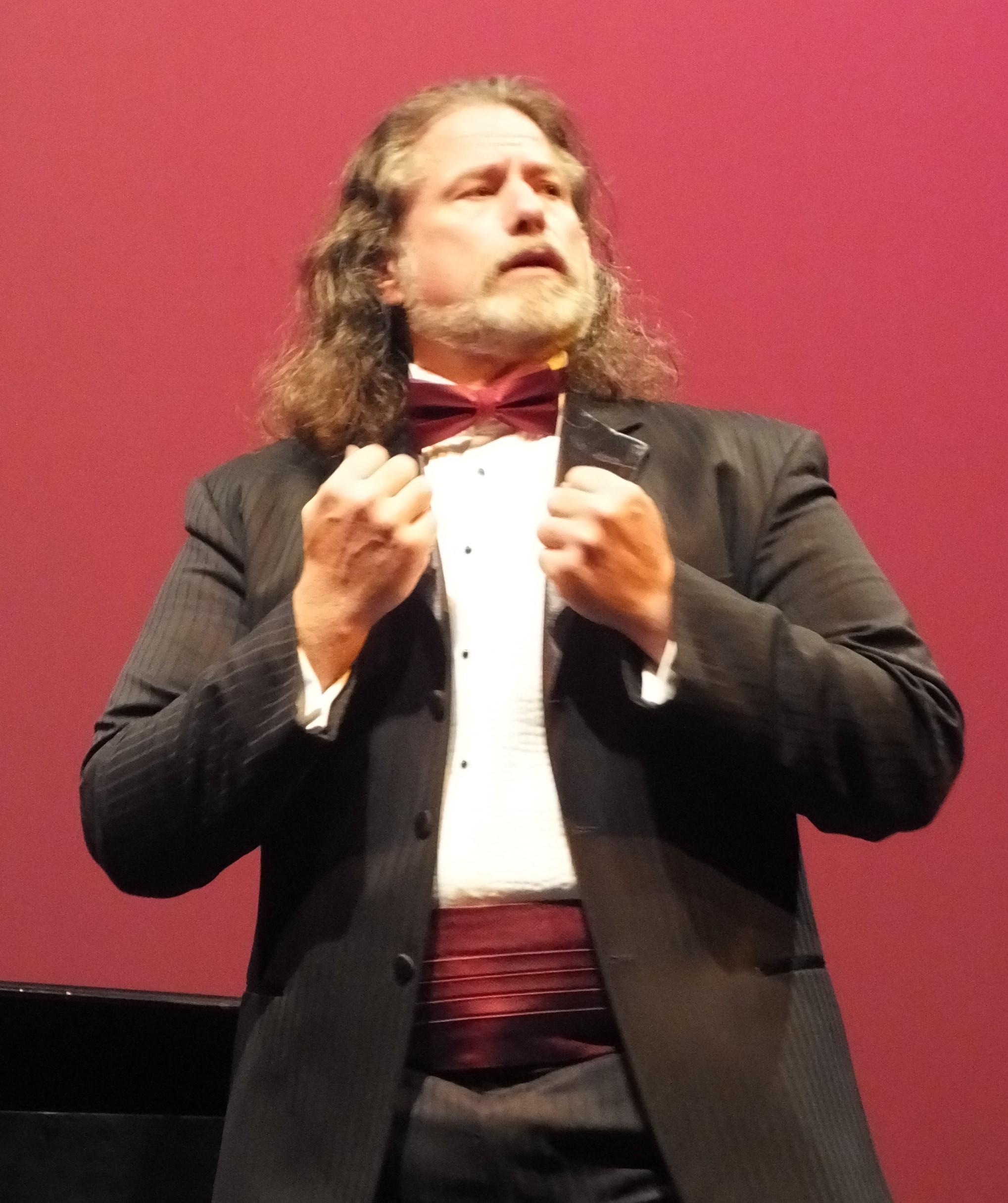 Mark Donnelly - Mr O'Canada