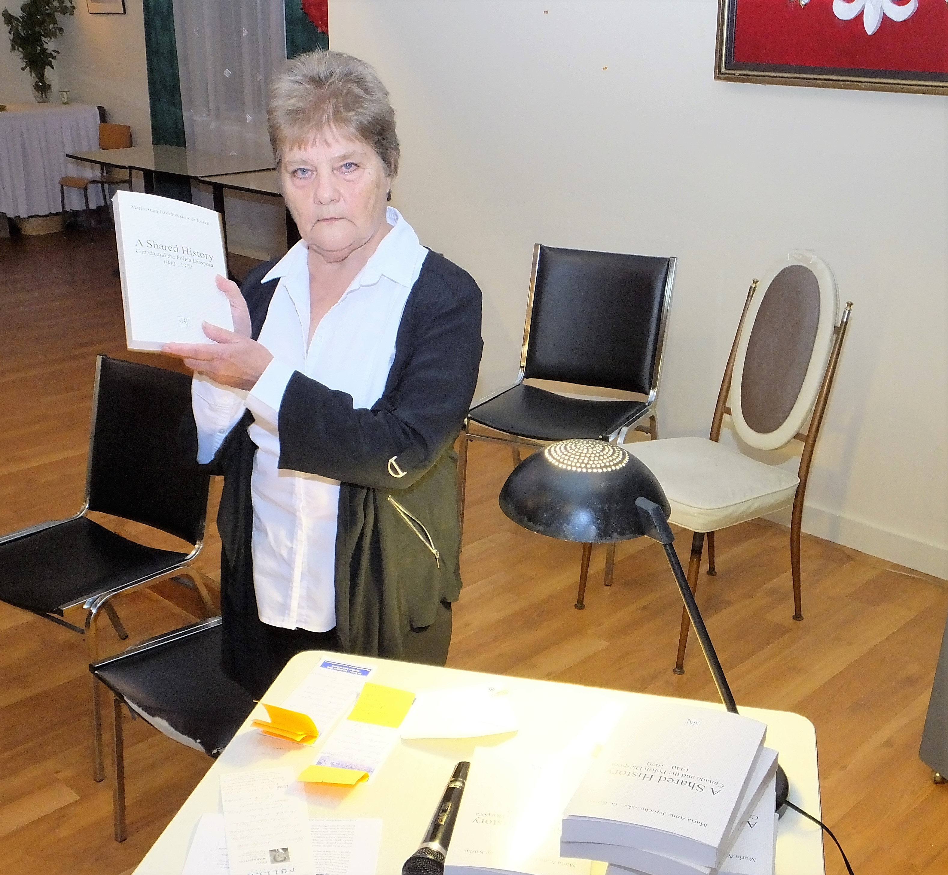 Irena Gostomska, Group 'Epizod'
