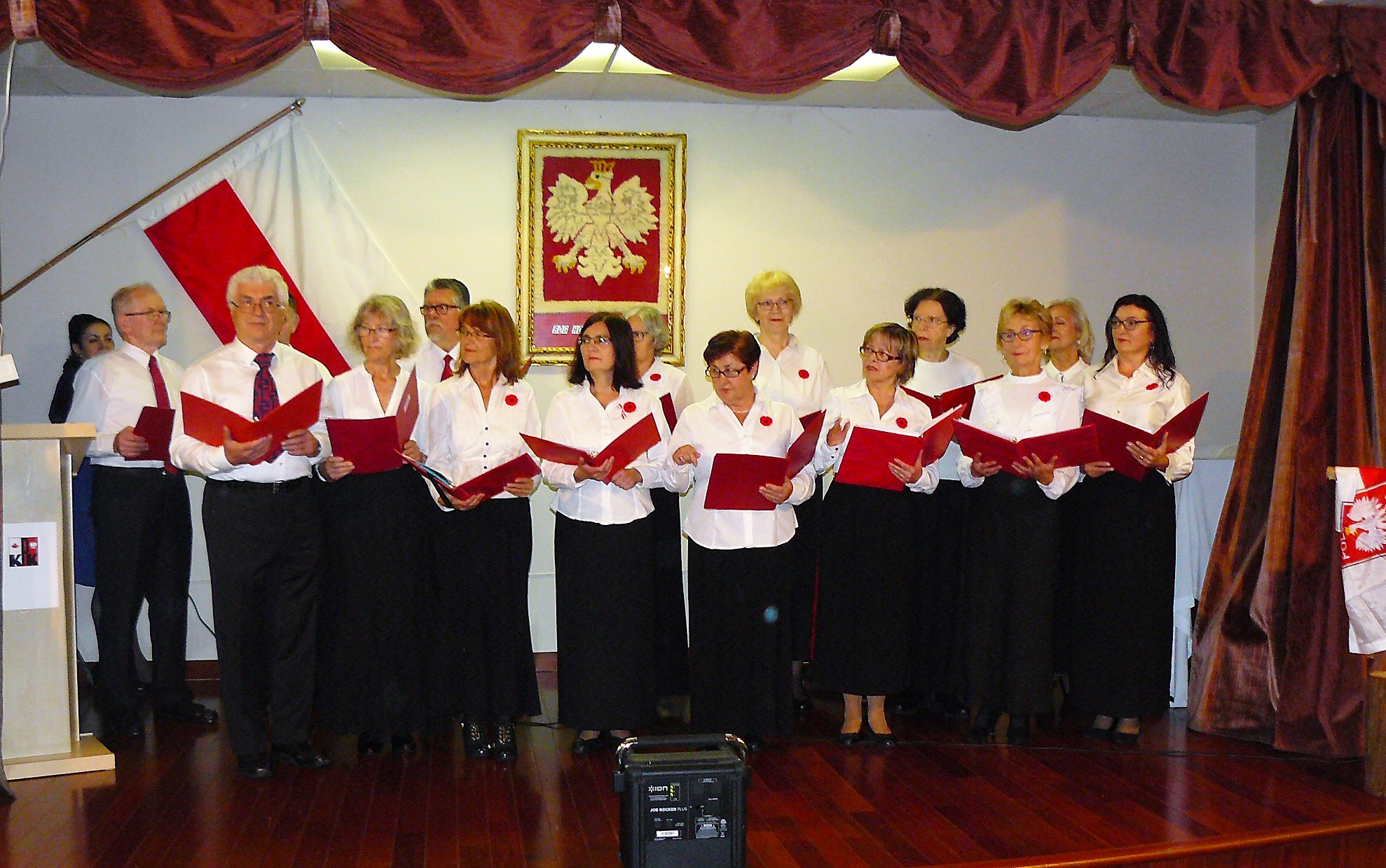 Choir 'In Polish Tunes'