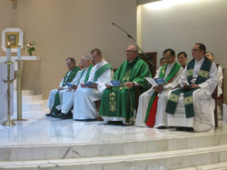 Mass in the intention of  Migrants