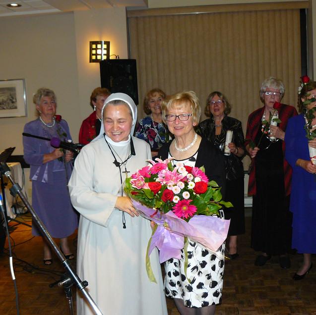 Sister Renata, Janina Freyman