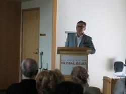 Consul General RP  K. Olendzki