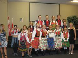 Polish Eagles Dance Group, Kelowna