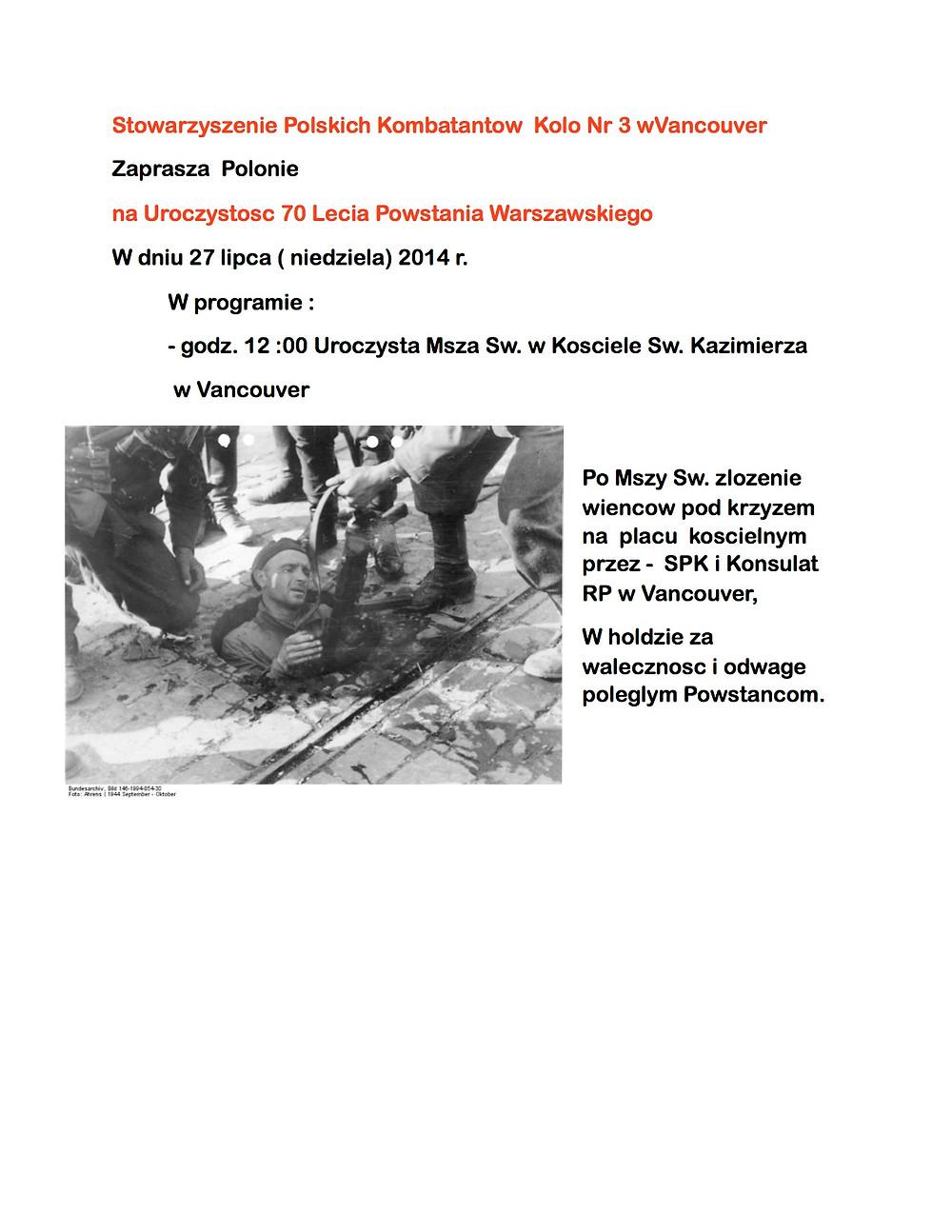 70 cio Lecie Powstania Warszawskiego .jpg