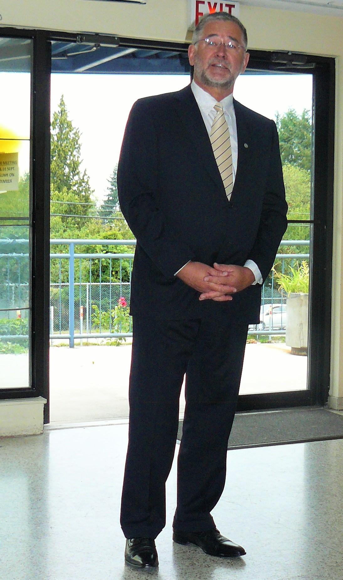 Honorary Consul Harry Jaako