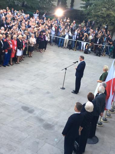 Andrzej Duda, President of Poland