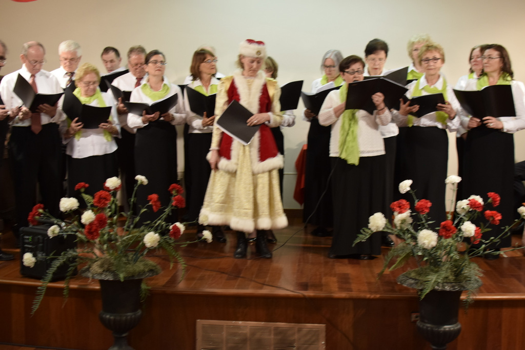 Choir 'Polish Tunes'
