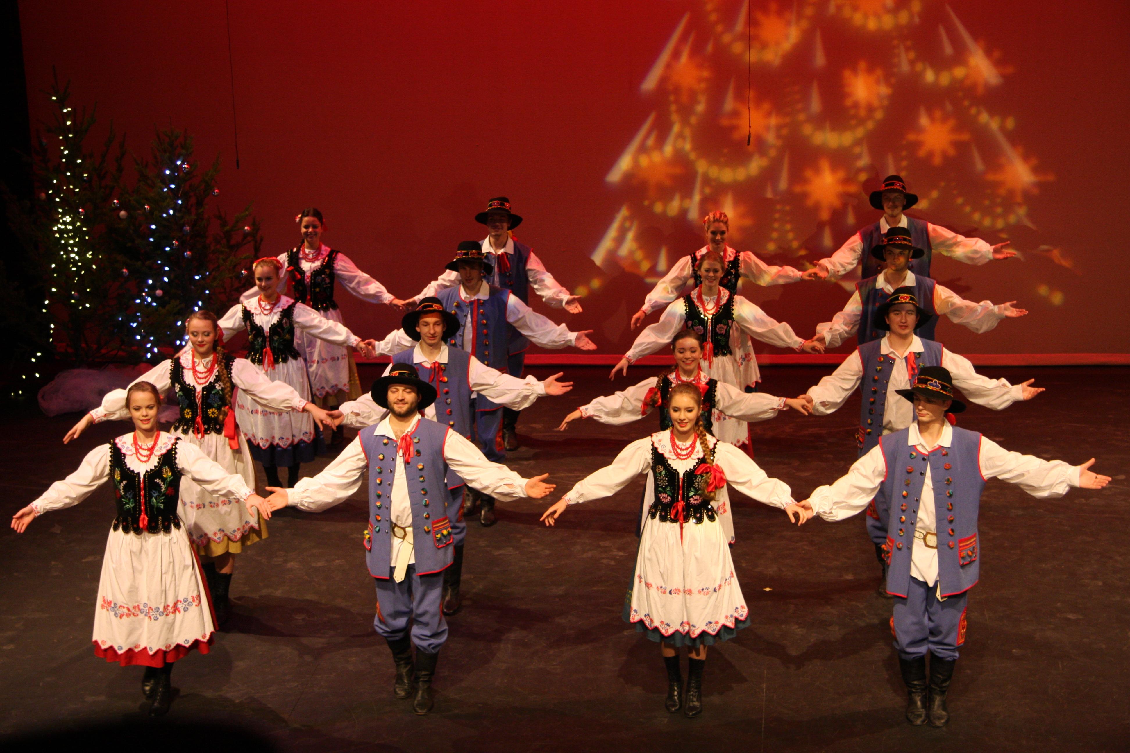 Dance - Polonez