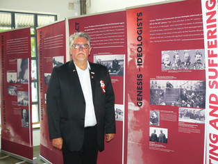 A. Dobrowolski, Vice President Canadian Polish Congress BC