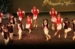 Taniec Zywiecki - the youngest group