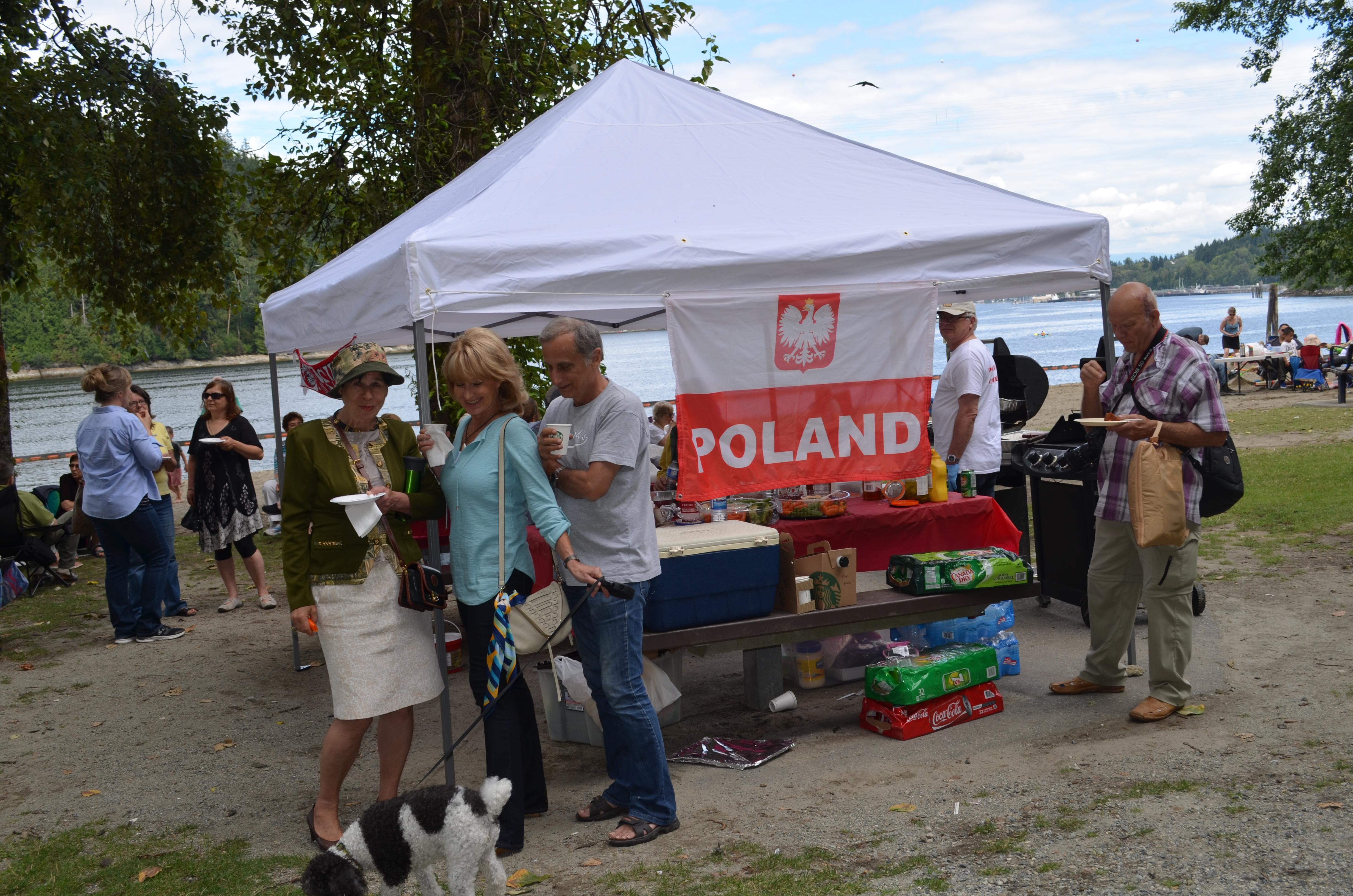 We belong to Polish nation