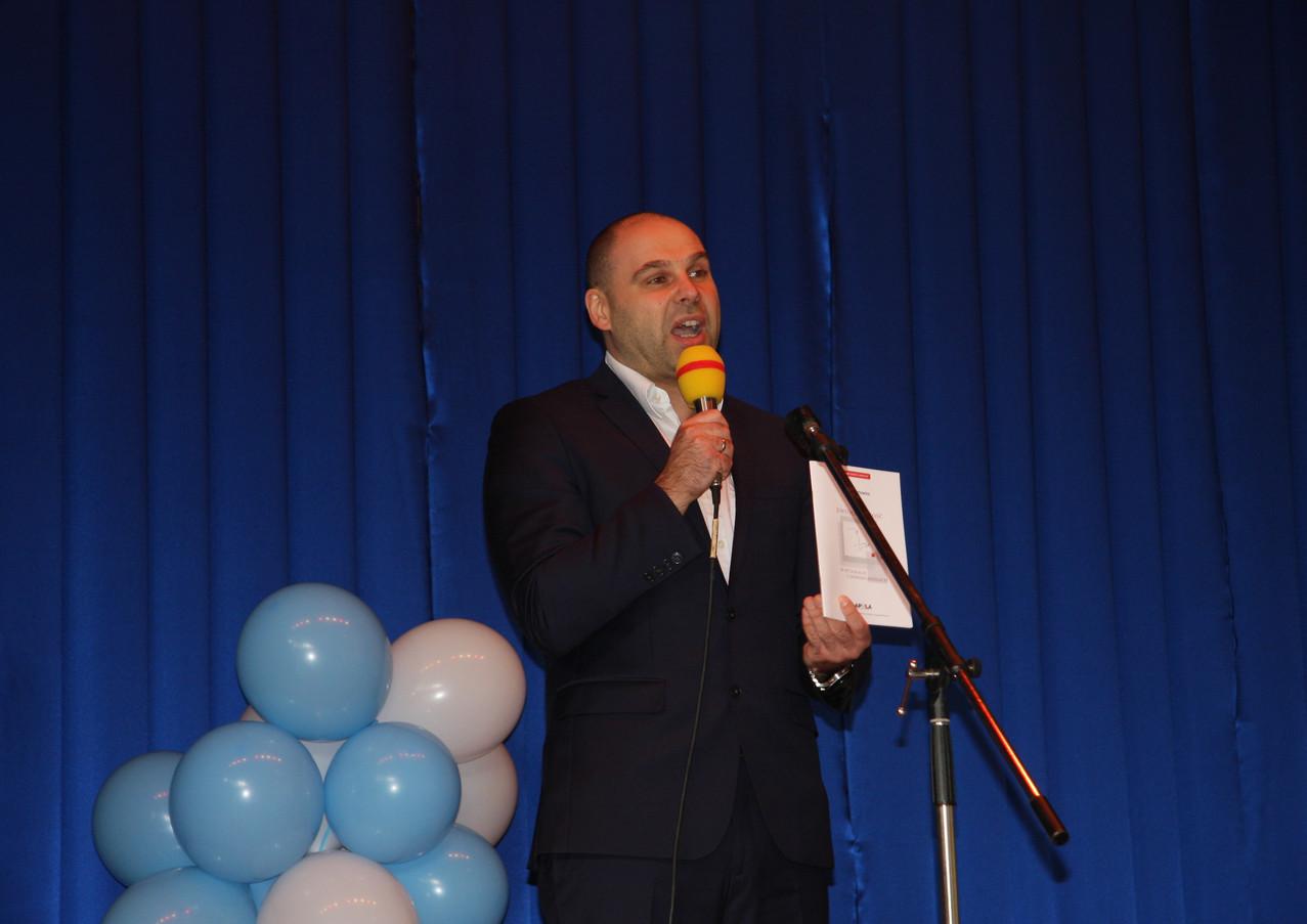 Konsul Marcin Trzcinski