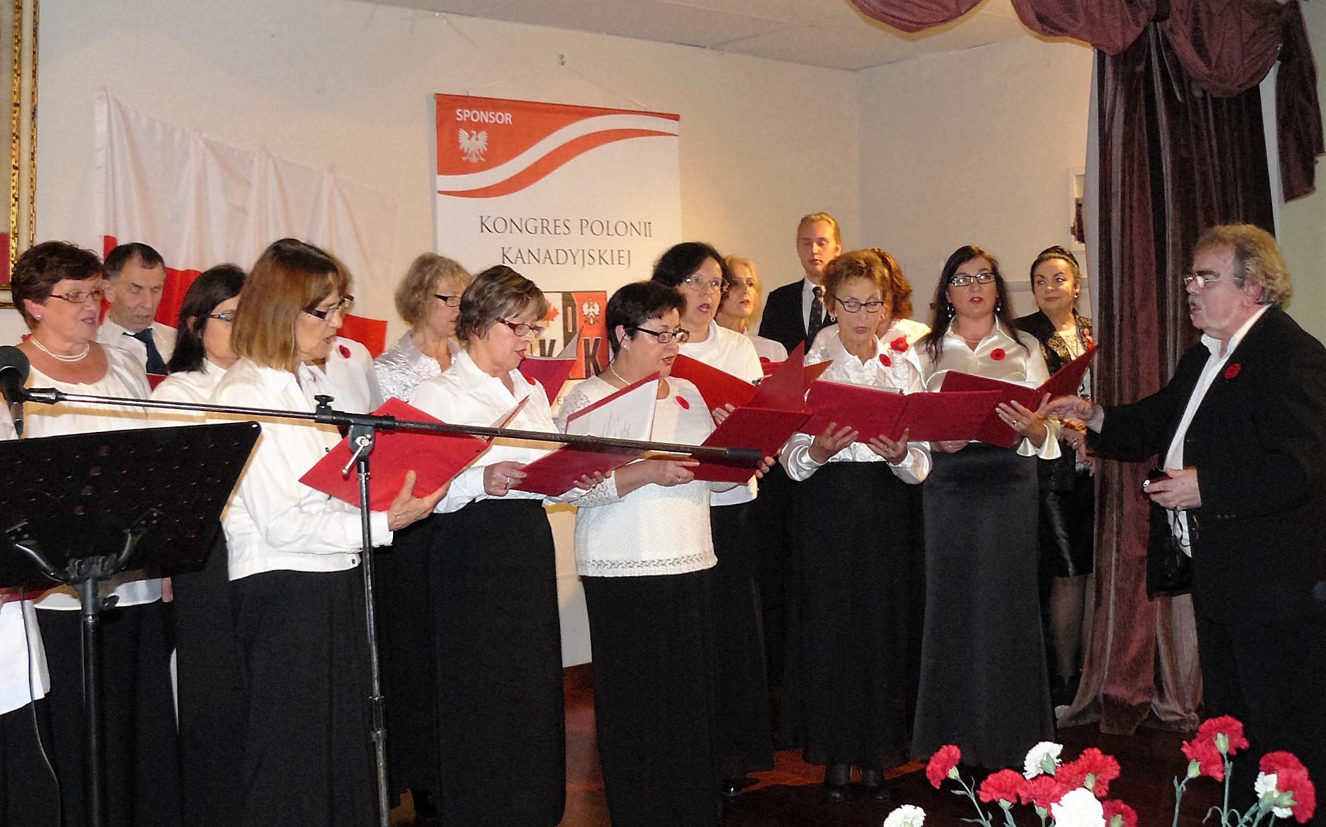 Choir 'Polish Tunes'