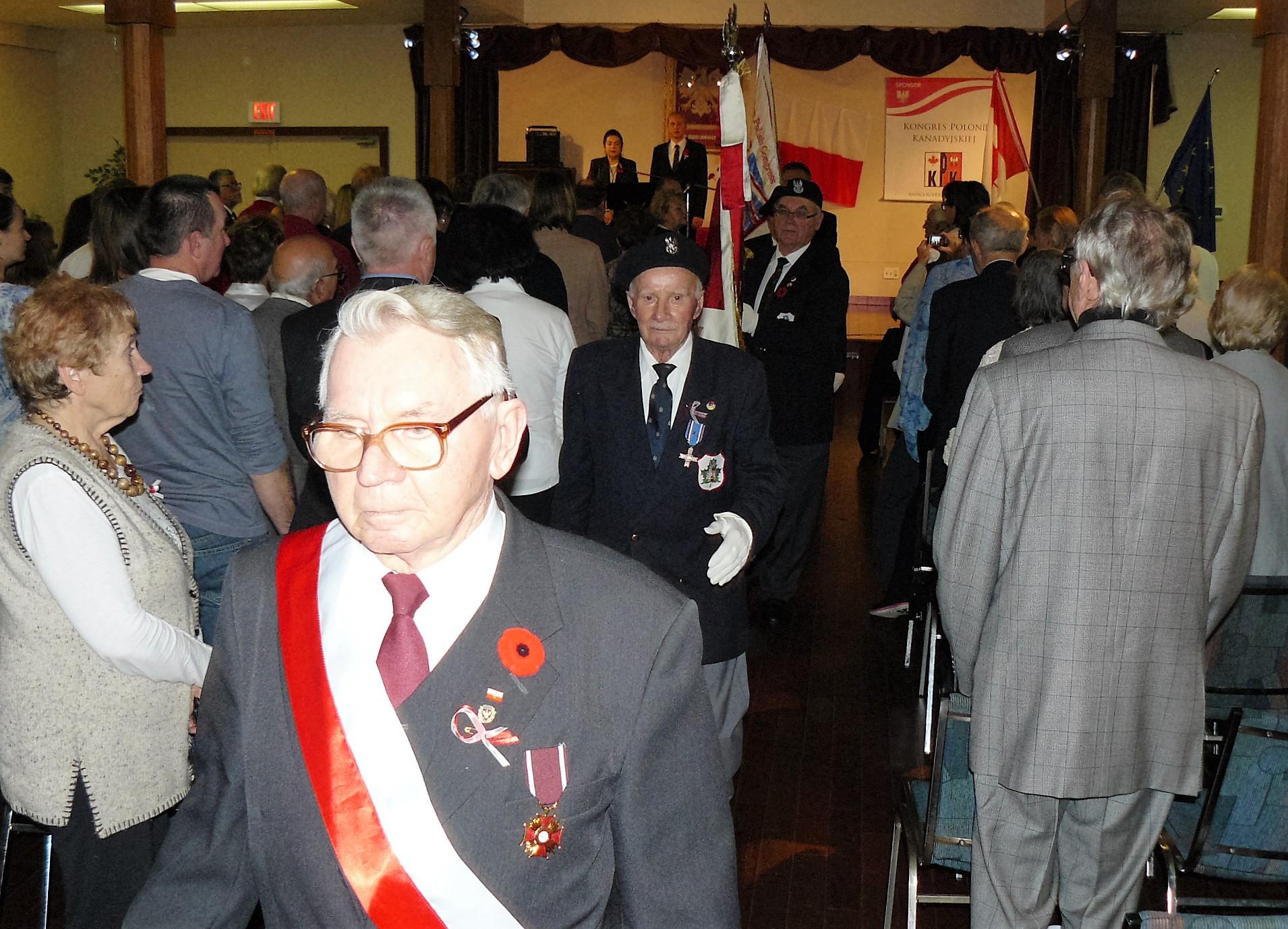 S. Jaworski, Flag Marshal
