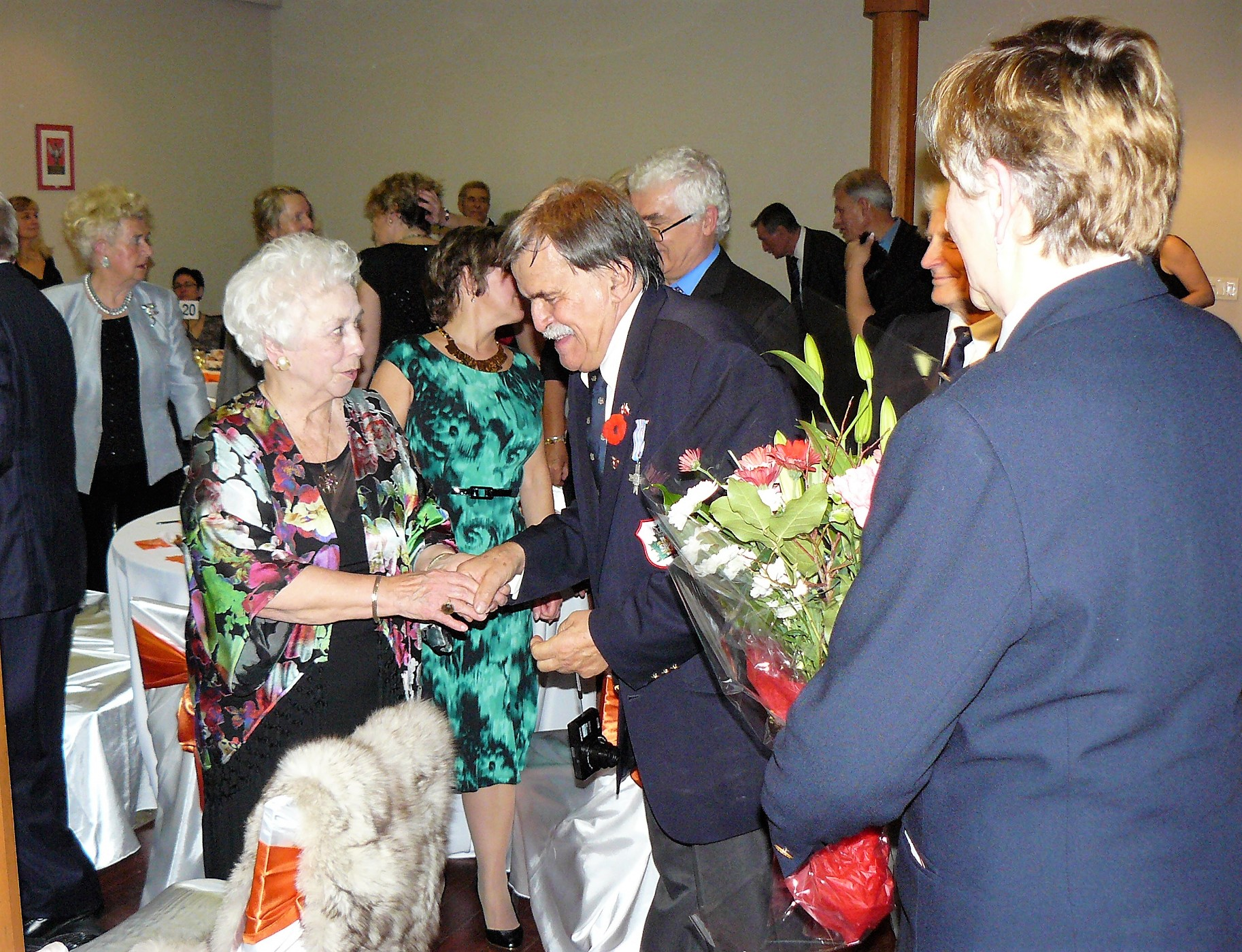S. Stawecka - 87th Birthday