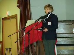 E. Skrzymowska , President SPK
