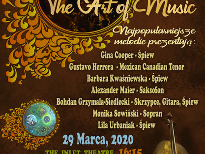 Concert - The Arti of Music
