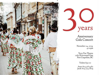 30th Anniversary of POLONEZ Dance Group