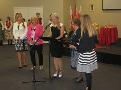 Ceremony of awarding CPC diplomas