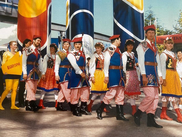 Expo 86' BC - opening ceremony
