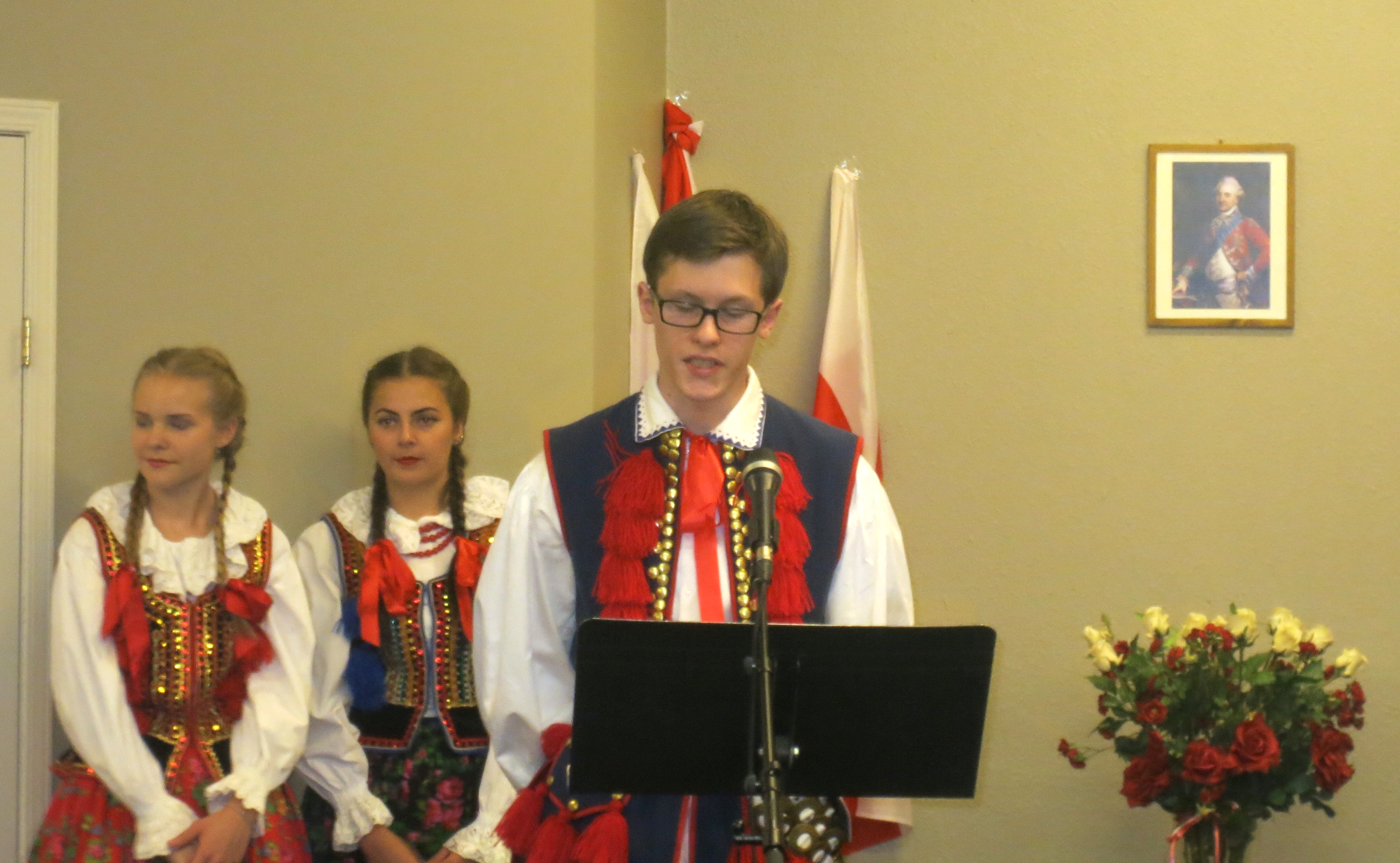 Students from Polish School Kelowna