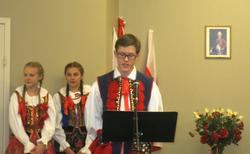 Students from Polish School Kelowna
