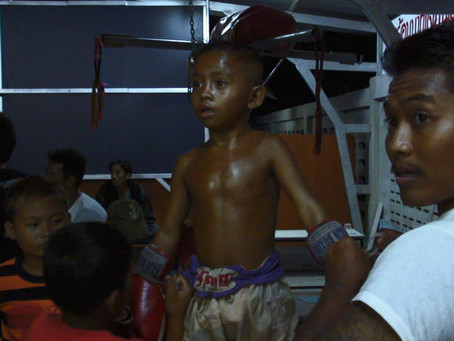 Anucha Tasako, 13, died of a brain hemorrhage after being knocked out in a Muay Thai fight.