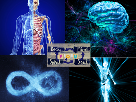 Vi är mer än en fysisk kropp med en funktionell hjärna