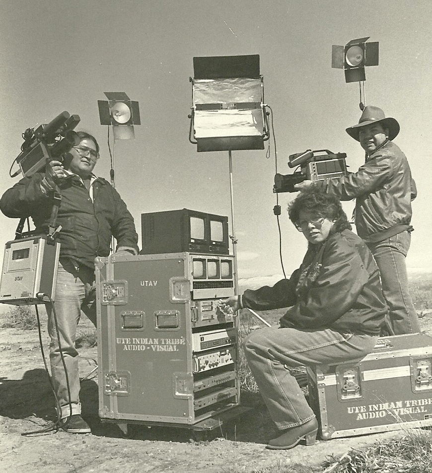 UTE TRIBE AUDIO-VISUAL '80's