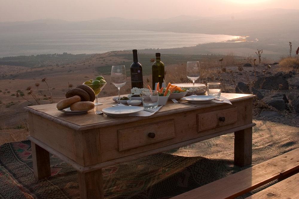 Piknik z widokiem