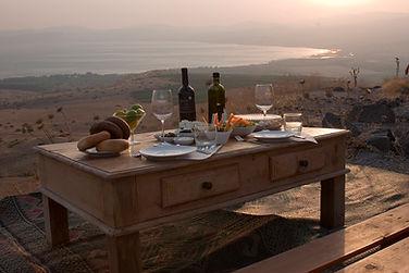Piknik s výhledem