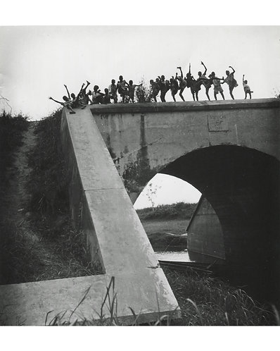 "AD WINDIG (1912-1996) – ""AFRICAN BOYS"""