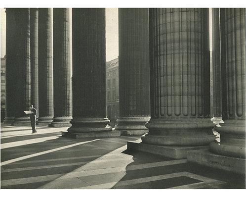 """H.GLÖDEL (1936) - """"Eglise de la Madeleine"""""""