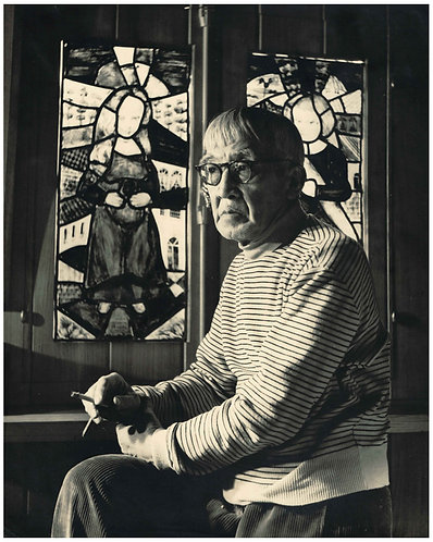 "R.PRUNIN (1959) - ""Léonard Foujita"""