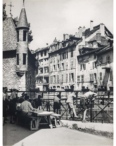 "BLANC & DEMILLY (act.c.1924-c.1962) - ""Annecy"""