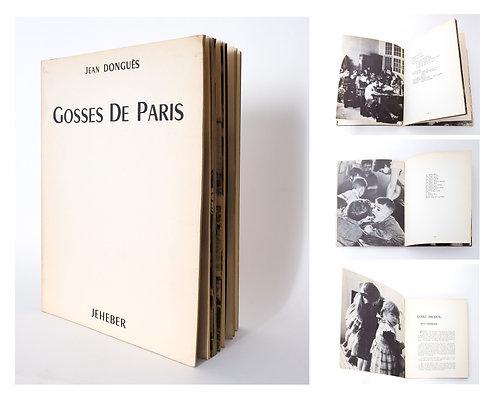 GOSSES DE PARIS (1956) - ROBERT DOISNEAU