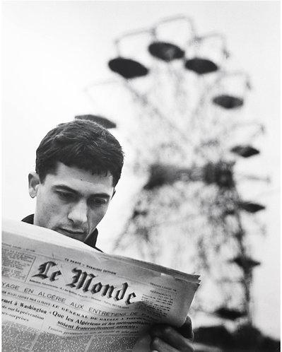 """JEAN SUQUET (1928-2007) - """"Le Monde"""""""